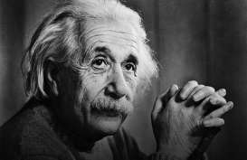 """Surat Tuhan"" Einstein Dilelang Rp22,5 Miliar"