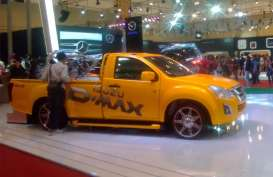 Penjualan D-Max Turun, Ini Penjelasan Isuzu