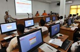 Kaltara Dibantu 100 Unit Komputer Dukung Seleksi CPNS