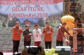 Temu Karya Nasional di Bali, Dana Desa Disalurkan…