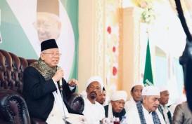 Ke Bangkalan, Ma'ruf Sebut Dirinya Berdarah Madura dan Banten
