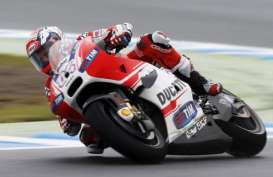 MotoGP Jepang: Dovizioso Start Terdepan, 2 Pembalap Satelit Berikan Kejutan