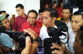 Jokowi Targetkan Raih Suara 82% di Jawa Tengah