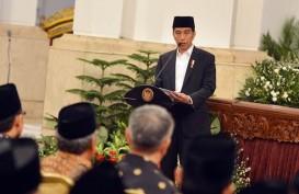 Presiden Jokowi: Pemerintah Berkomitmen Beri Dukungan ke Pondok Pesantren