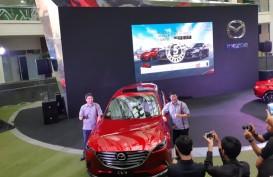 EMI Percepat Studi Perakitan Mazda di Indonesia