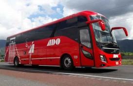 Volvo Dapat Pesanan 144 Bus 9800 dari Meksiko