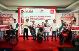 Astra Honda Motor (AHM) Gelar Kontes Keterampilan Siswa SMK, Ini Para Juaranya