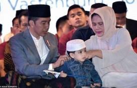 #JokowiBersamaCucu Trending Topik