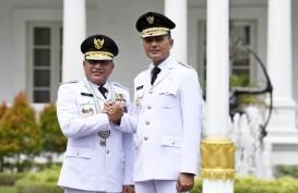 Gubernur Sumut BersamaMNSBDI Tanam 10.000 Pohon di Pantai Cermin