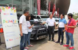 Program Tukar Tambah Memacu Penjualan Mobil di Ujung Tahun