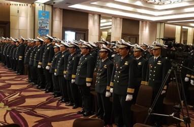 Diklat Pelaut, STIP Jakarta Wisuda 160 Orang Perwira