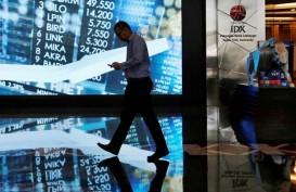 12 Saham Melemah, Indeks Bisnis 27 Turun 0,39% Pada Sesi I
