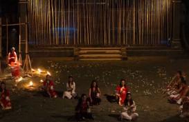 Gong Laut, Hadirkan Kolaborasi 16 Seniman dari 10 Negara di Bali