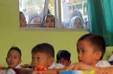 Jumlah Anak Putus Sekolah Menurun, Partisipasi Terus Meningkat