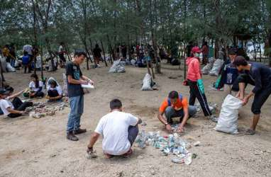 Greenpeace: Dunia Krisis Sampah Plastik