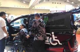 PRODUK GLOBAL : Toyota Kembangkan Mobil Untuk Kebutuhan Khusus