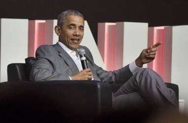 Paket Diduga Bom Gagal Diledakkan di Rumah Barack Obama