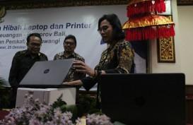 Hibah 500 Laptop Eks IMF-WB 2018, Menkeu Harap Lahir Jack Ma Indonesia
