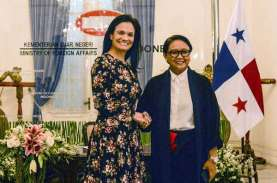 Kunjungi Indonesia, Wapres Panama Lirik Peluang Kerja…