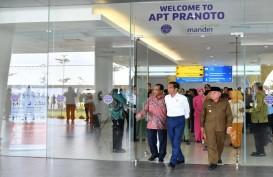 Pesan Kepala Negara Terkait Bandara APT Pranoto & Maratua