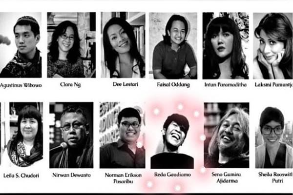 Penulis Indonesia ikut seleksi London Book Fair 2019 - Instagram@komitebuu.id