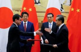 China-Jepang Perkuat Hubungan Bilateral