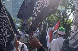 Massa Aksi Bela Tauhid Minta Ketua Umum PBNU dan Ketua Umum Banser Dipertemukan Dengan Ulama GNPF