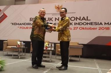 Empat Tahun Pemerintahan Jokowi-JK, Penyaluran KUR Capai Rp313,9 Triliun