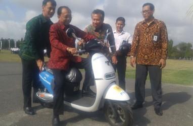 Bali Mulai Godok Perda Kendaraan Listrik