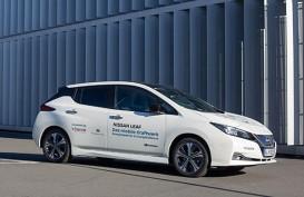 Nissan Leaf Bantu Stabilkan Grid Pengisian Listrik di Jerman