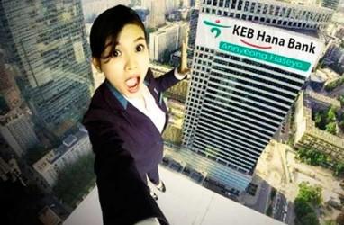 Garap Bisnis Fintech di Indonesia, LINE Siap Akuisisi 20% Saham Bank KEB Hana