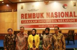 Rembuk Nasional Bahas Peningkatan Gerakan Indonesia Melayani