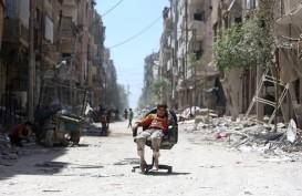 Rusia, Jerman, Prancis, dan Turki Serukan Gencatan Senjata Jangka Panjang di Suriah