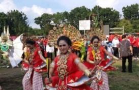 Karnaval Budaya PKN Revolusi Mental 2018 Warnai Hari Sumpah Pemuda di Sulut