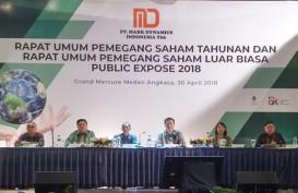 Kuartal III/2018, MARK Bukukan Laba Bersih Rp58,83 Miliar