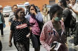 Lion Air Jatuh, Presiden Jokowi: Pemerintah Lakukan Upaya Terbaik Penyelamatan Korban