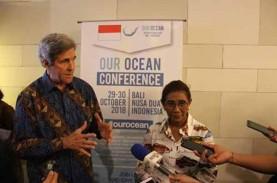 John Kerry Dukung Indonesia Berantas Illegal Fishing