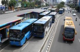 BUS RAPID TRANSIT : Dirut Baru Transjakarta Tingkatkan Target