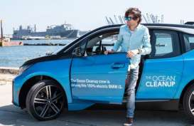 BMW i Beri Solusi Mobilitas The Ocean Cleanup