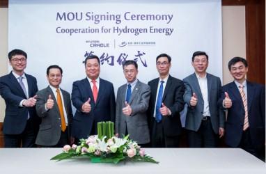 Hyundai Motor Bangun Dana Energi Hidrogen dengan Lembaga R&D China