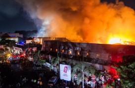 Polda Jateng Terjunkan Inafis Selidiki Kebakaran Pasar Legi Solo