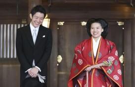 Putri Ayako Menikah, Anggota Kekaisaran Jepang Berkurang
