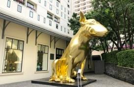 Ketika Bangkok Menjelma Bak Galeri Seni Raksasa