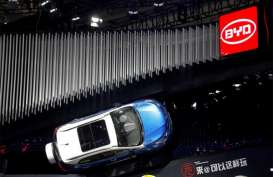 Persaingan Meningkat, BYD China Proyeksikan Laba 2018 Turun Sepertiga