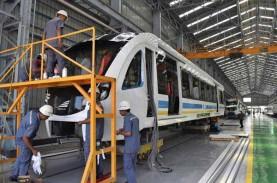 Industri Kereta Api Terus Perbesar Kapasitas Produksi