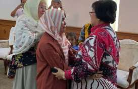 Sebelum Hadiri IGR-4 di Bali, Menteri LHK Semangati Keluarga Korban Lior Air JT610