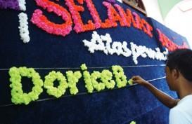 Kerajinan Bunga Hias Kering Laris di Maluku Expo