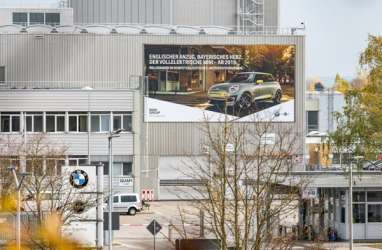 Pabrik BMW Dingolfing Siap Pasok Baterai MINI All-Electric Mulai 2019