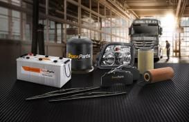 TruckParts Mercedes-Benz Perluas Layanan dan Suku Cadang