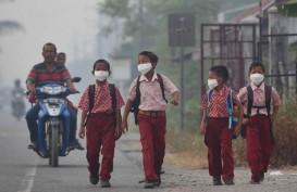 93% Anak-anak di Dunia Menghirup Udara Tercemar